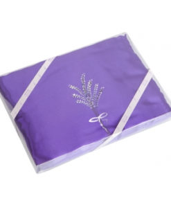 Europa Lavender Satin Sleep Pillow