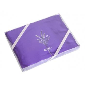 Europa Lavender Satin Sleep Pillow