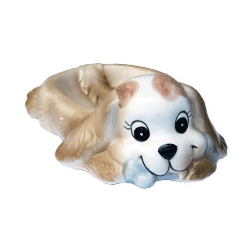 dog soap dish