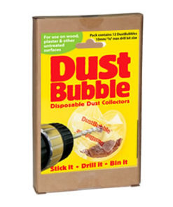 Dust Bubbles