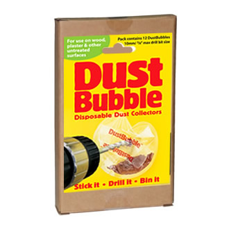 dustbubbles plaster