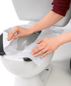 paper disposable toilet seat cover