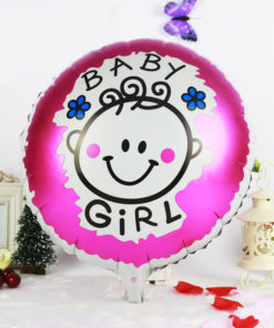 foil balloon Baby Girl