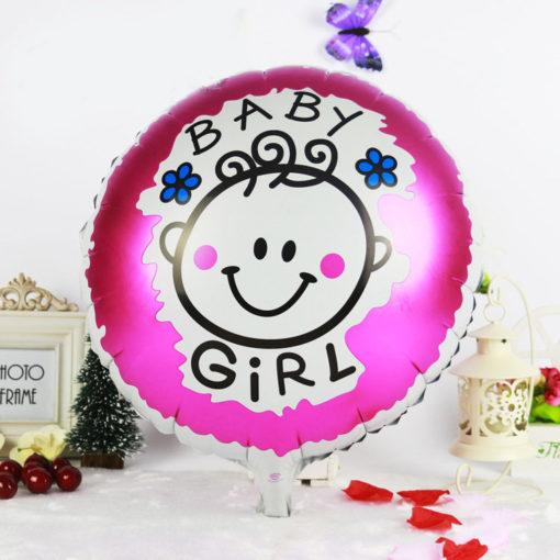 foil balloon Baby Girl