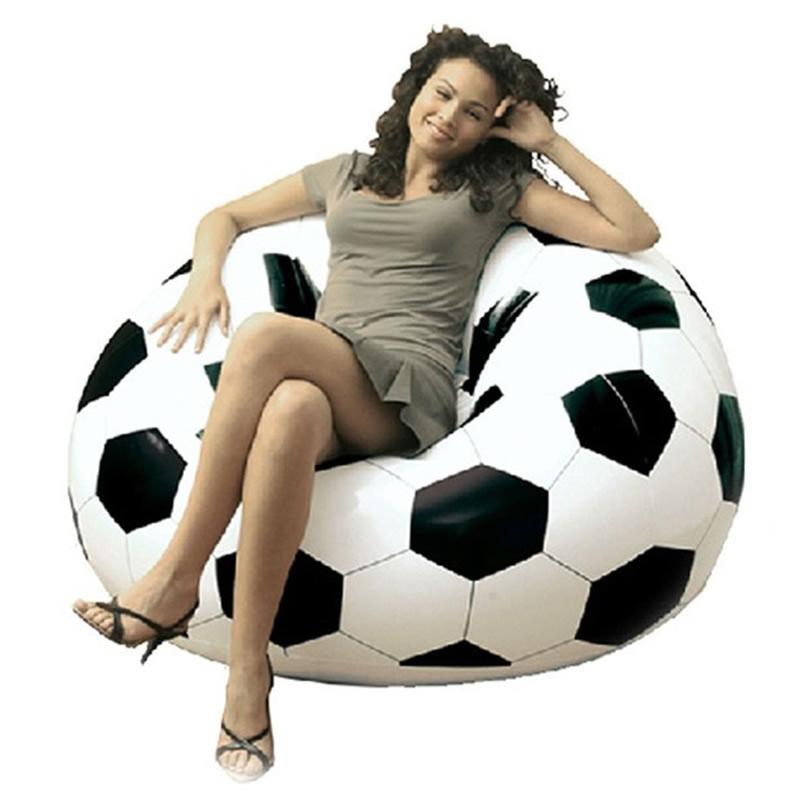 Inflatable Soccer Ball Chairs Eshoppingtown
