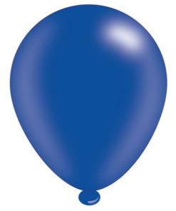 latex ballon dark blue