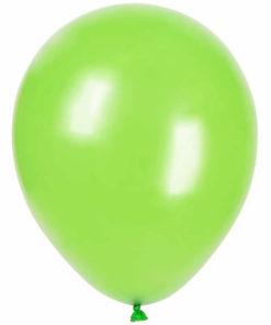 latex ballon light green