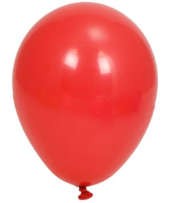 latex ballon red 1