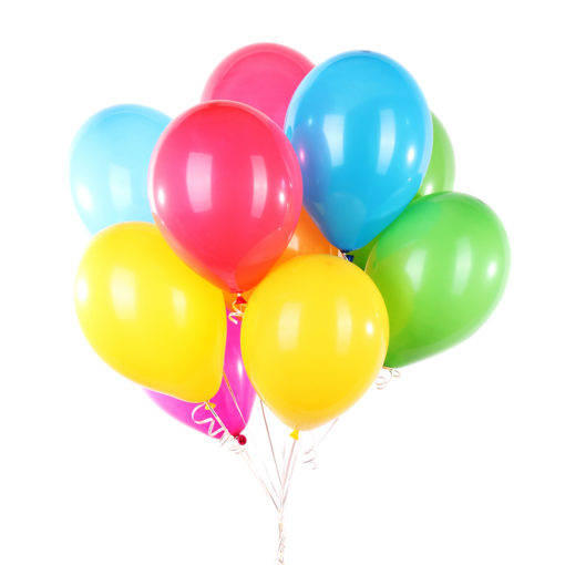 party balloon 118 pack